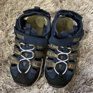 Other - Boys' Lowell Hiking Sandals - Cat & Jack™ size 11